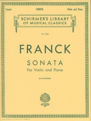 Cesar Franck: Sonata In A For Violin And Piano