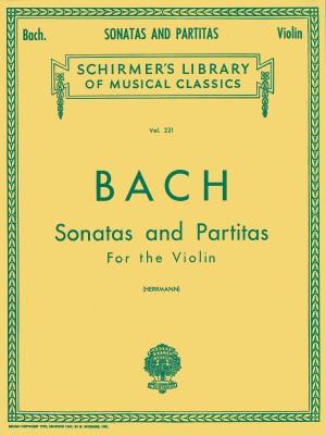 Johann Sebastian Bach: Sonatas And Partitas For The Violin