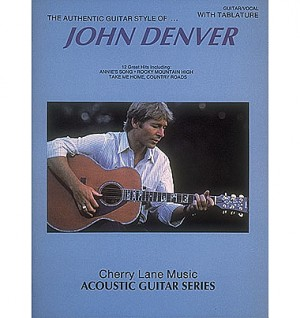 John Denver Authentic Guitar Style