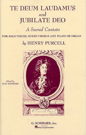 Henry Purcell: Te Deum And Jubilate Deo (Vocal Score)