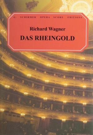 Richard Wagner: Das Rheingold (Vocal Score)