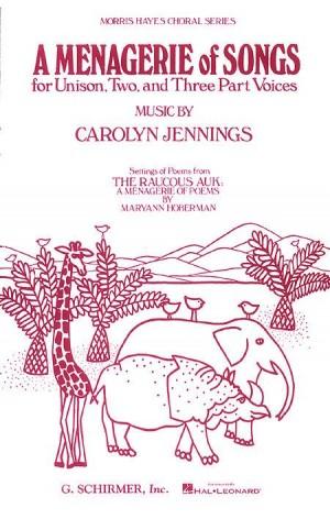 Carolyn Jennings: A Menagerie Of Songs