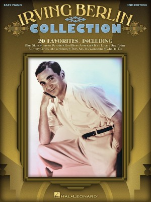 Irving Berlin: Irving Berlin Collection for Easy Piano - 2nd Ed.