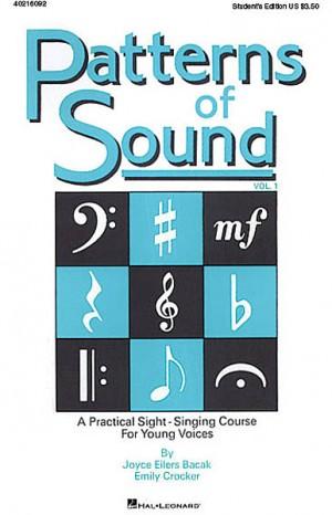Emily Crocker_Joyce Eilers: Patterns of Sound - Vol. I (Pupil)