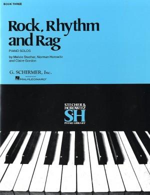 Rock, Rhythm And Rag - Book 3