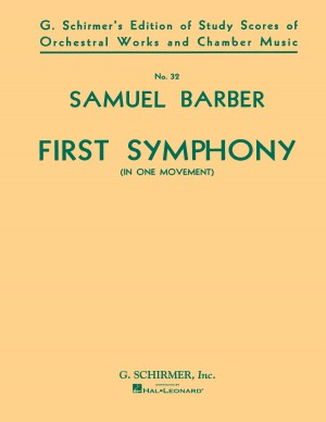 Samuel Barber: Symphony In One Movement Op.9 Product Image