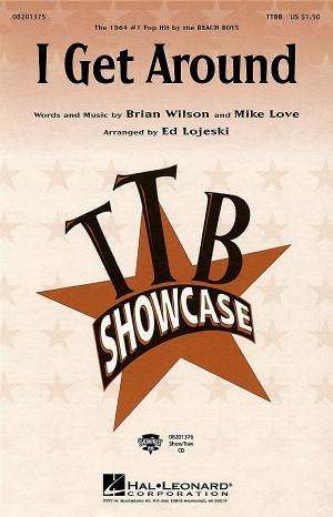 Brian Wilson: I get around (TTBB)