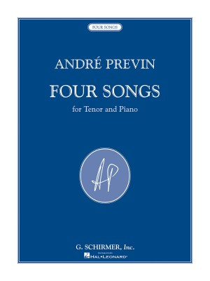 André Previn - Four Songs