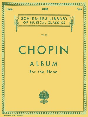 Frederic Chopin: Album For The Piano