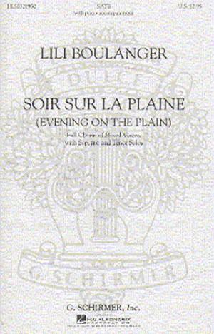 Lili Boulanger: Soir Sur La Plaine