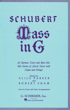 Franz Schubert: Mass In G