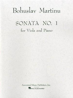 Bohuslav Martinu: Sonata No.1 (Viola/Piano)