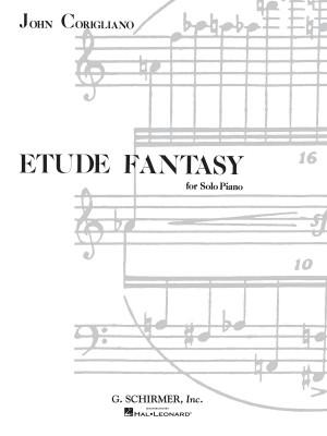 John Corigliano: Etude Fantasy For Piano