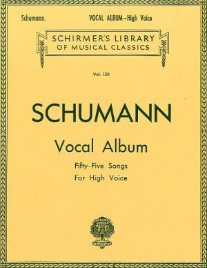 Robert Schumann: Vocal Album (High Voice)