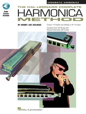 Bobby Joe Holman: Complete Harmonica Method - Chromatic