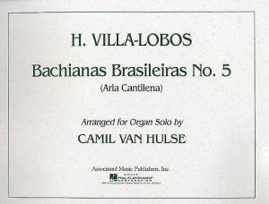 Heitor Villa-Lobos: Bachianas Brasileiras No.5 (Aria Cantilena)