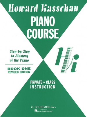 Howard Kasschau: Piano Course - Book 1 Product Image