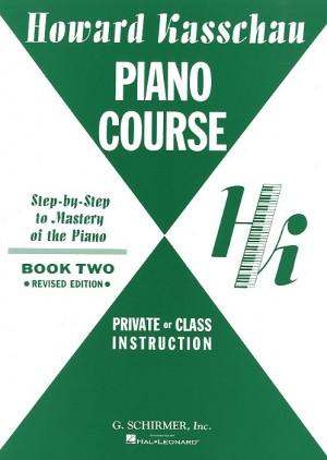 Howard Kasschau: Piano Course - Book 2 Product Image
