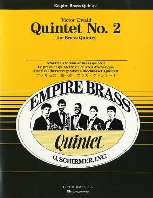 Victor Ewald: Brass Quintet No.2