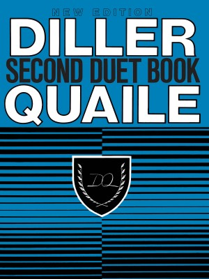 Diller-Quaile Piano Series Second Duet Book-New Edition
