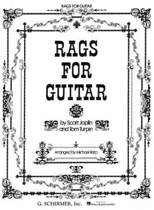 Scott Joplin And Tom Turpin Rags For Guitar