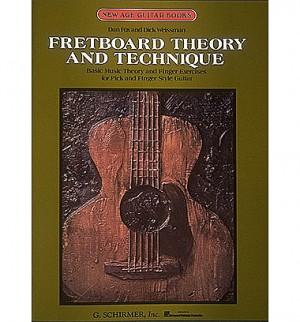 Dan Fox / Dick Weissman: Fretboard Theory And Technique