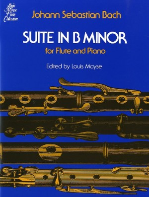 Johann Sebastian Bach: Suite In B Minor BWV 1067