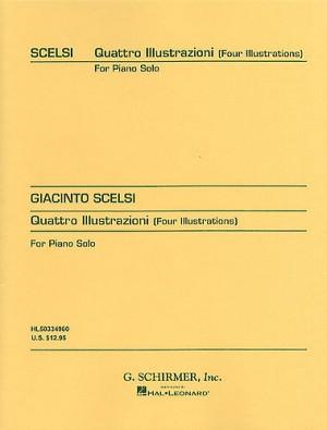 Giacinto Scelsi: Quatro Illustrazioni