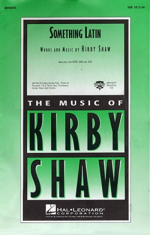Kirby Shaw: Something Latin