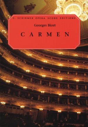 Georges Bizet: Carmen (Vocal Score)