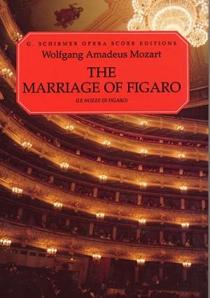 W.A. Mozart: Le Nozze Di Figaro (Vocal Score)