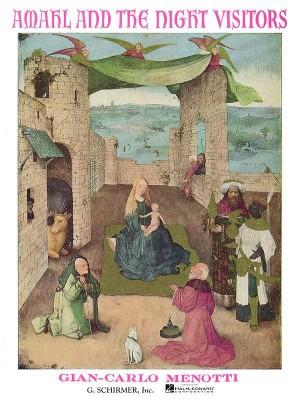 Gian-Carlo Menotti: Amahl And The Night Visitors (Vocal Score)