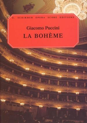 Giacomo Puccini: La Boheme (Vocal Score)