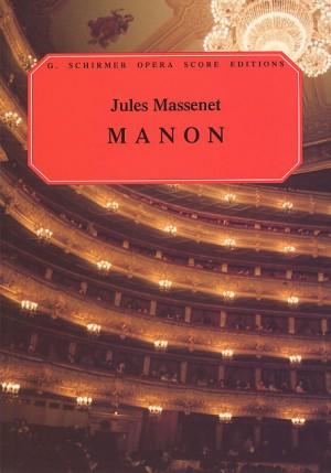 Jules Massenet: Manon (Vocal Score)