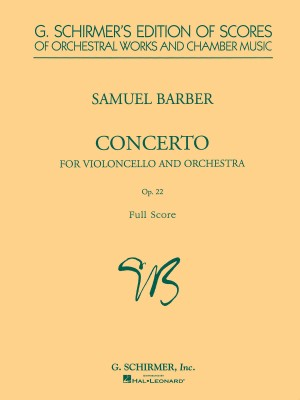 Samuel Barber: Cello Concerto Op.22