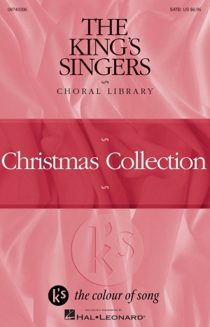 The King's Singers Choral Library Christmas Col.