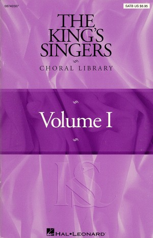 The King's Singers Choral Library Vol.1