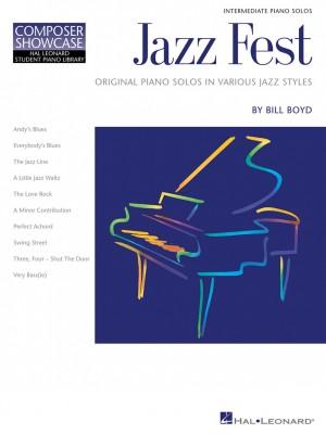Bill Boyd: Jazz Fest