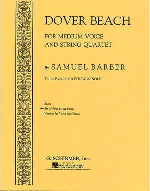 Samuel Barber: Dover Beach