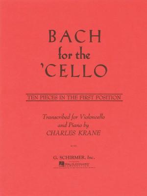 Johann Sebastian Bach: J.S. Bach For The Cello