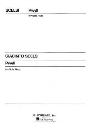 Giacinto Scelsi: Pwyll
