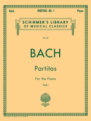 J.S. Bach: Partitas Book 1