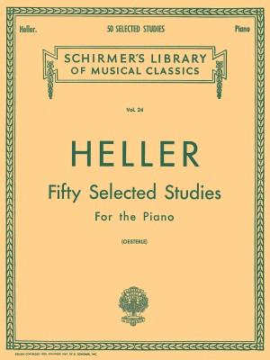 Stephen Heller: Fifty Selected Studies