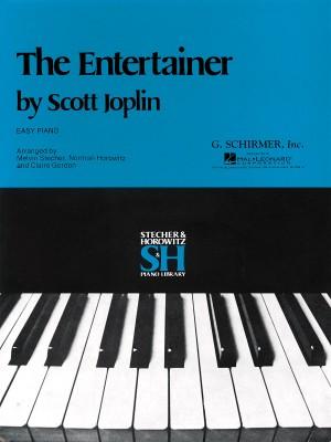 Scott Joplin: The Entertainer (Easy Piano)