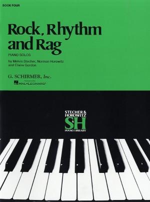 Rock, Rhythm And Rag - Book 4