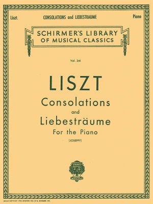 Franz Liszt: Consolations And Liebestraume