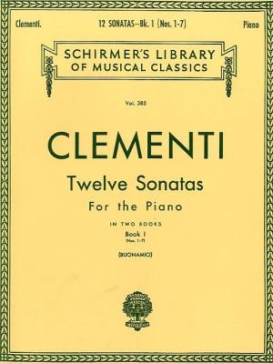 Muzio Clementi: 12 Sonatas - Book 1