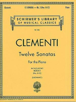 Muzio Clementi: 12 Sonatas - Book 2