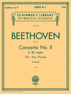 Ludwig van Beethoven: Piano Concerto No. 2 In B Flat Op. 19
