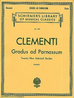 Muzio Clementi: Gradus Ad Parnassum (Selected Studies)